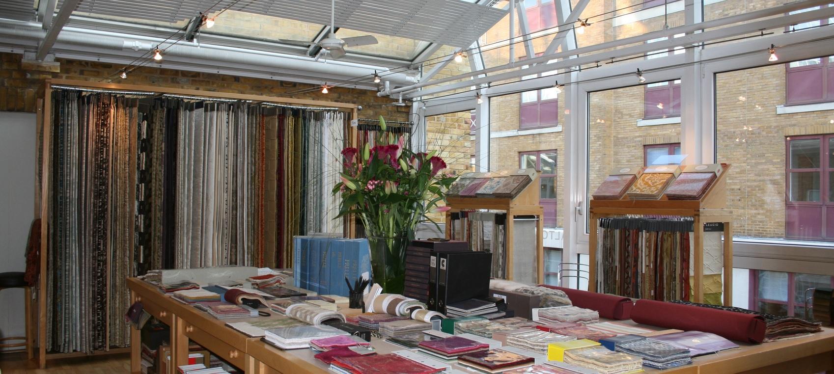Alton brooke fabrics alexander interiors designer fabric for Wallpaper home goods