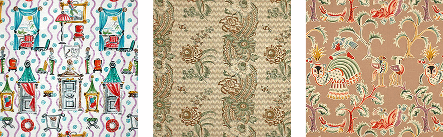 Buy Clarence House Fabrics Alexander InteriorsDesigner Fabric Adorable Home Decor Designer Fabric