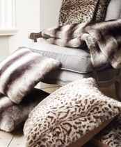 Designer cushions and luxury throws available to buy online with international delivery from Alexander Interiors Ltd.