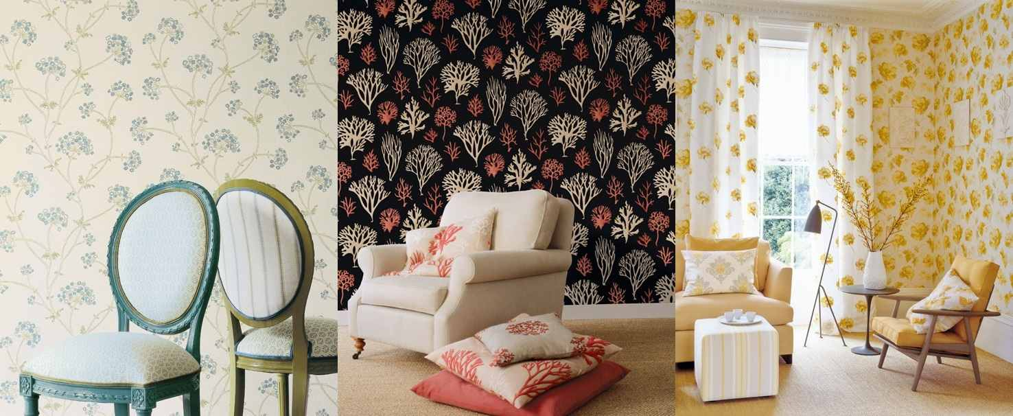 jane churchill wallpapers alexander interiors designer fabric wallpaper and home decor goods. Black Bedroom Furniture Sets. Home Design Ideas