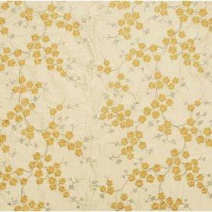 GP & J BAKER BLOSSOM SILK FABRIC