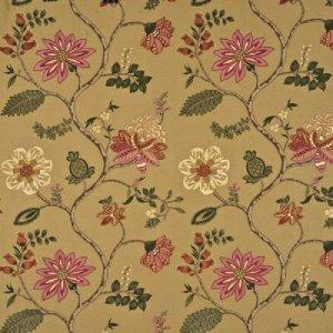 GP & J BAKER BROADLANDS SILK FABRIC
