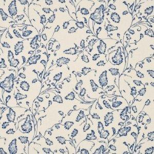 GP & J BAKER BICKLEIGH LEAF FABRIC