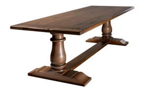 BALUSTRADE DINING TABLE