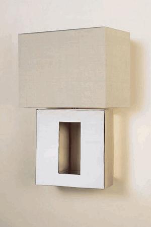Box wall light porta romana alexander interiors - Mail box porta romana ...