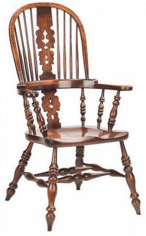 BROADARM WINDSOR CHAIR