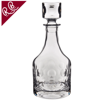 ROYAL BRIERLEY DEAUVILLE DECANTER