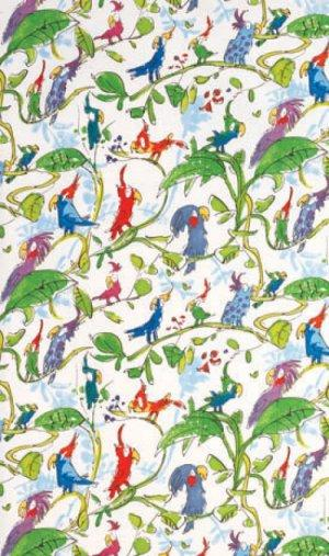 Osborne Amp Little Cockatoos Fabric Alexander Interiors