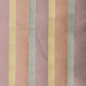 MULBERRY COLONNADE SILK FABRIC