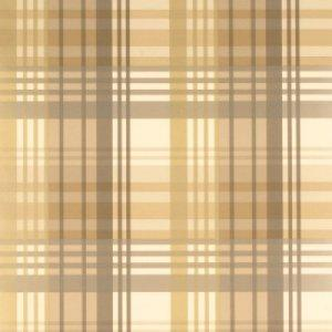 MULBERRY MODERN TARTAN WALLPAPER