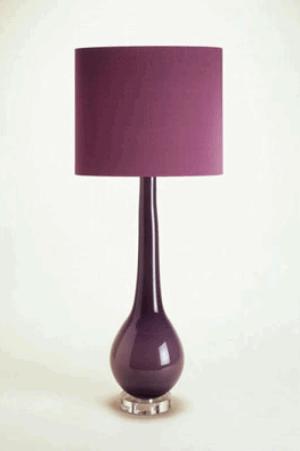 Gourd Lamp Glass Lamp Porta Romana Alexander