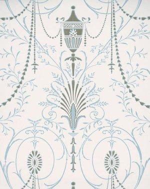 Little Greene Marlborough Wallpaper Alexander Interiors