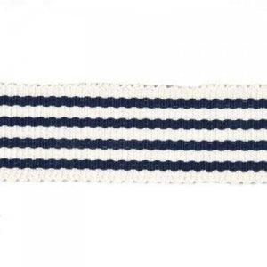BAKER LIFESTYLE SUMMER STRIPE BRAID TRIM