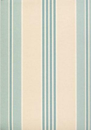 PimlicoStripe-Aqua-WPCW10063908 Leather Upholstery in Havelock Terrace in London