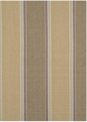 BAKER LIFESTYLE CASSON STRIPE FABRIC