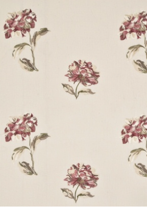 BAKER LIFESTYLE MOTTISFONT EMBROIDERY FABRIC