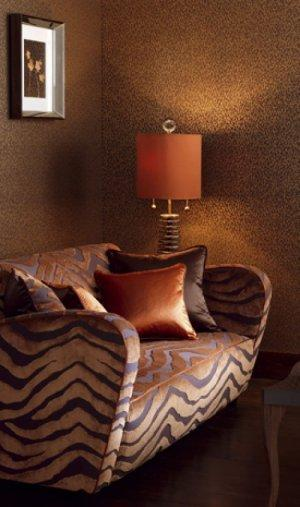 OSBORNE & LITTLE SERENGETI FABRIC