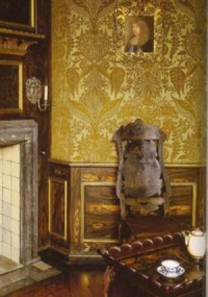 Watts Of Westminster Pear Wallpaper Alexander Interiors