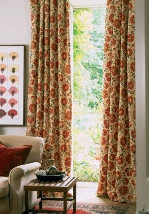 Lewis & Wood Zarafshan Fabric