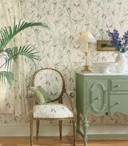 Thibaut Wallpaper on Thibaut Gatehouse Augustine Wallpaper Alexander Interiors Ltd