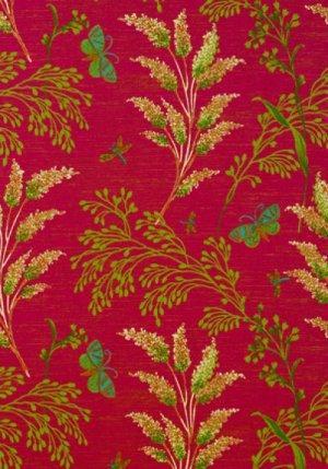 Thibaut Avalon Butterfly Garden Wallpaper Alexander