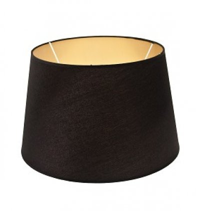 lamp shade with gold lining lamp shade alexander interiors. Black Bedroom Furniture Sets. Home Design Ideas