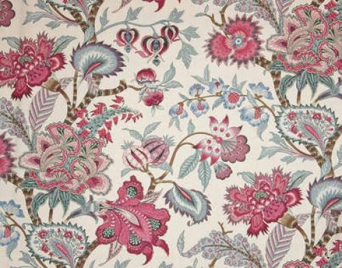 Buy Braquenie Bougival Toile Fabric Alexander Interiors