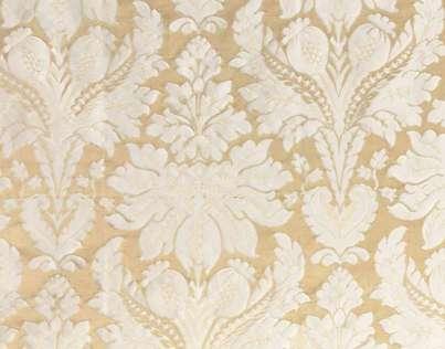 Buy Braquenie Chambord Damas Fabric Alexander Interiors