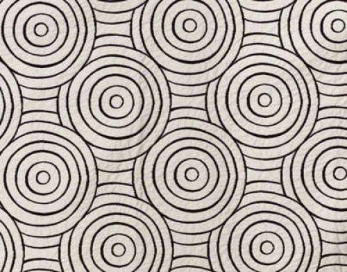 Buy pierre frey ellipse fabric alexander interiors - Tissu ameublement art deco ...