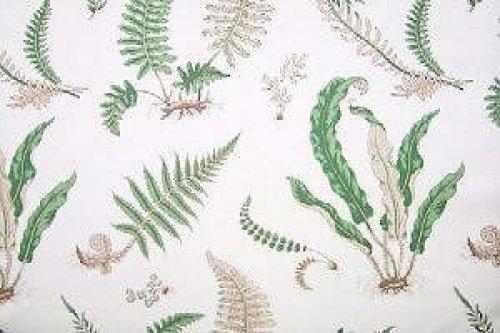 Gp Amp J Baker Ferns Cotton Fabric Alexander Interiors
