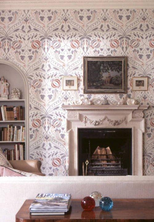 Buy Lewis Amp Wood Chateau Wide Width Wallpaper Online