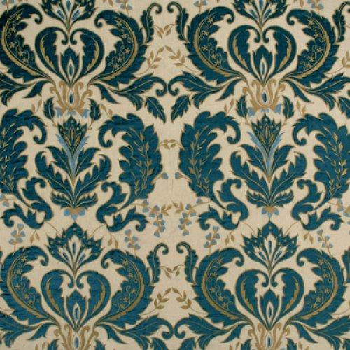 Mulberry Home Opera Damask Fabric Alexander Interiors