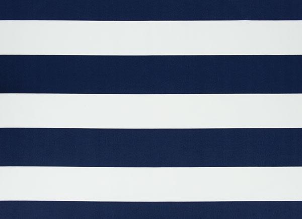 Ralph Lauren Lighthouse Stripe Fabric Alexander Interiors