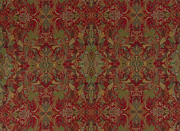 Ralph Lauren Lakota Paisley Fabric Alexander Interiors