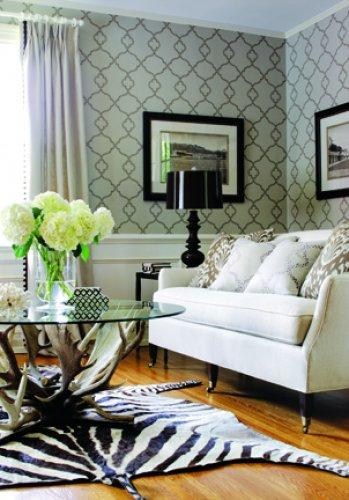 Thibaut jubilee gibraltar wallpaper alexander interiors for Wallpaper home goods