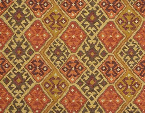 Linwood Kilim Lf1234c Fabric Alexander Interiors Designer