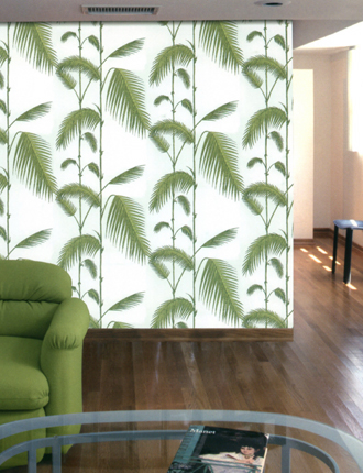 Cole And Son Palm Leaves Wallpaper