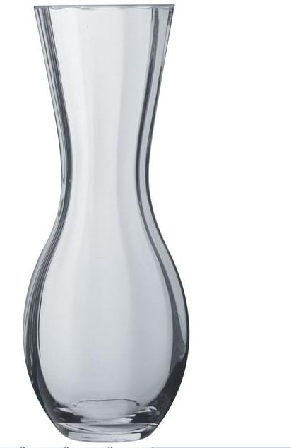 Buy Dartington Crystal Florabundance Rose Vase Alexander Interiors