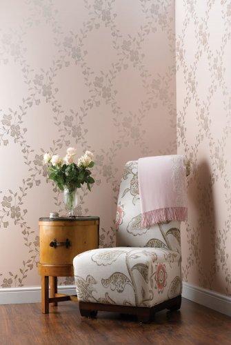 nina campbell giverny alyssa wallpaper