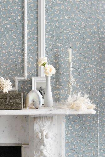 Buy nina campbell paradiso bardini wallpaper online - Nina campbell paradiso wallpaper ...