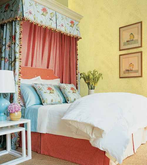 Thibaut Tea House Bravado Ikat Woven Fabric Alexander