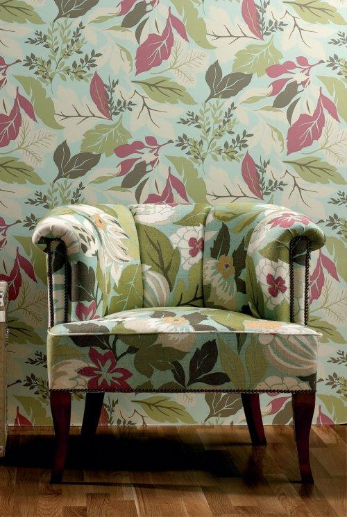 How To Reupholster >> Buy Nina Campbell Perroquet Chardon Fabric online Alexander Interiors,Designer Fabric, Wallpaper ...