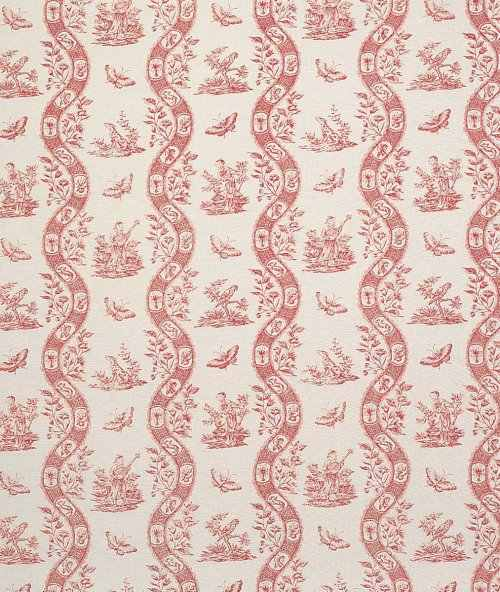 Buy Bennison Chinese Toile Fabric Online Alexander