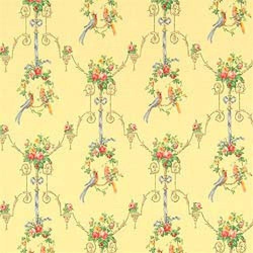 Thibaut Historic Homes Vol VII Courting Wallpaper