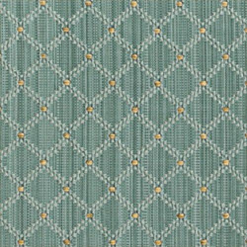 Thibaut River Road Edwardian Trellis Woven Fabric