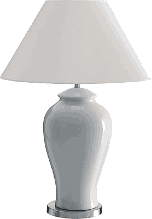 buy giant white ceramic table lamp alexander interiors designer fabric. Black Bedroom Furniture Sets. Home Design Ideas