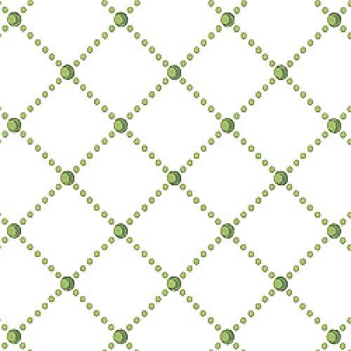 Thibaut Small Print Resource Lolita Trellis Wallpaper