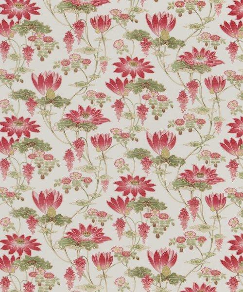 Buy Bennison Lotus Fabric Online Alexander Interiors