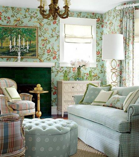 Thibaut Fabrics And Wallpapers: Thibaut Gatehouse Newman Wallpaper Alexander Interiors
