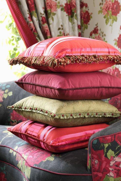 Buy nina campbell paradiso ponte vecchio fabric online - Nina campbell paradiso wallpaper ...